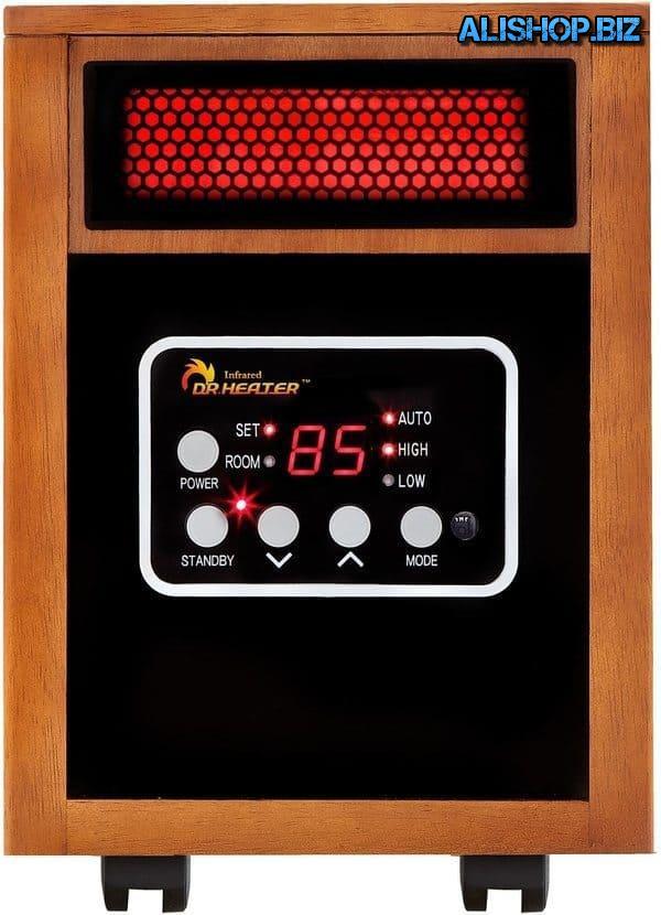 Безопасная тепловая станция Dr. Infrared