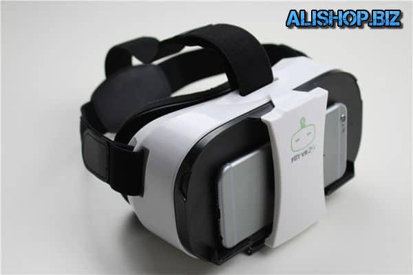 Очки с открытым дизайном FiiT VR