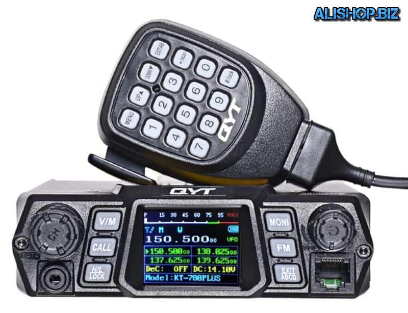 Авторация высокой мощности Qyt KT-780PLUS