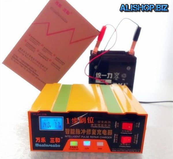 Мощный зарядник для автоаккумуляторов