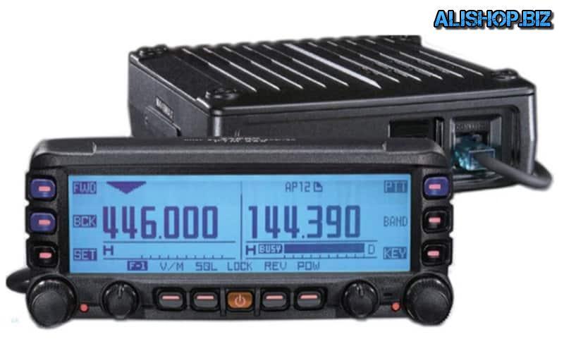 Рация YAESU FTM-350R