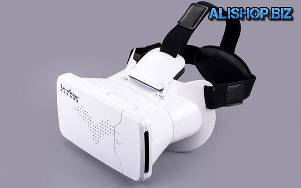 Закрытые очки Le-Vision VR