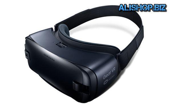 Продвинутые очки Samsung GearVR