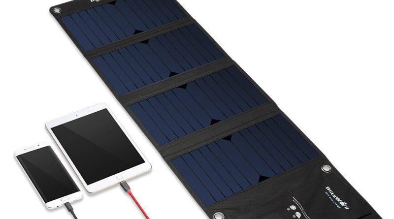 10 зарядных устройств на солнечных панелях с Aliexpress