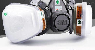 Защитная полумаска 3М 6200