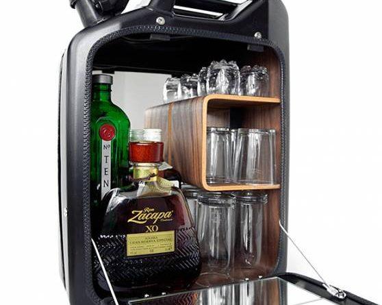 Мини бар-канистра One Copenhagen Bar Cabinet (Danish Fuel)