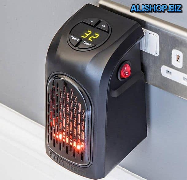 Универсальный портативный обогреватель Handy Heater