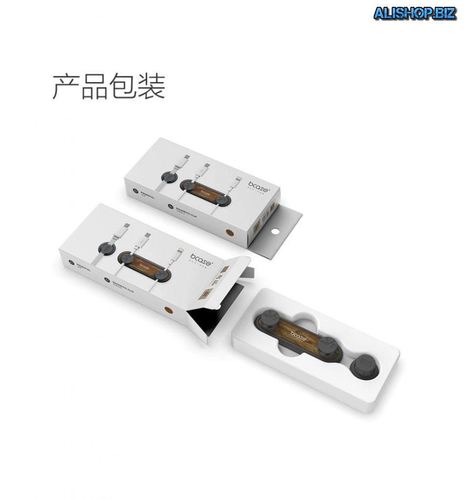 Магнитный держатель для проводов от Xiaomi