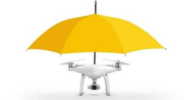 Зонт-дрон Umbrella Drone