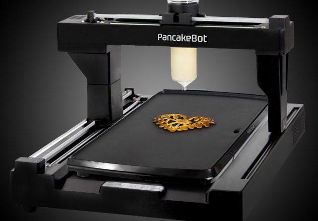 3D блинный принтер PancakeBot
