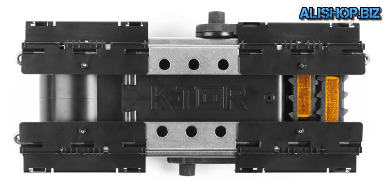 Мобильный генератор с педальным приводом (K-TOR Power Box)