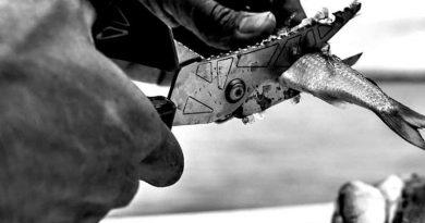 Продвинутые рыбацкие ножницы