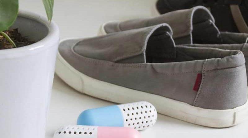 Дезодорирующие капсулы от запаха в обуви