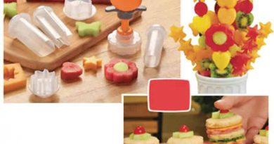 Формочки для изготовления канапе в наборе