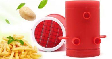 Приспособление для приготовления картошки фри дома