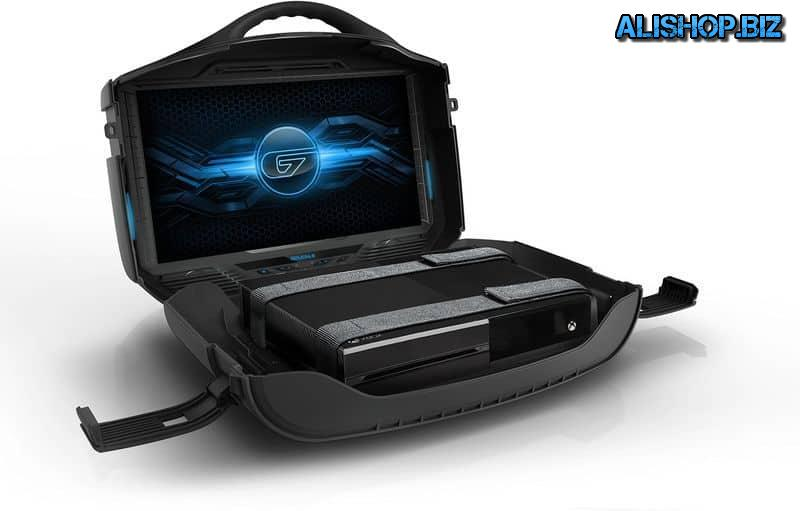 Carrying case video game consoles GAEMS VANGUARD