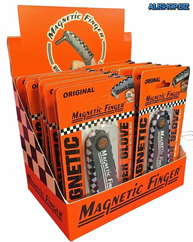 Намагниченный напальчник Magnetic Finger