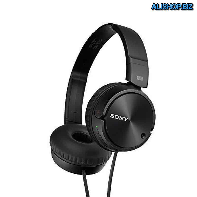 Наушники с шумоподавлением Sony MDR-ZX110NC