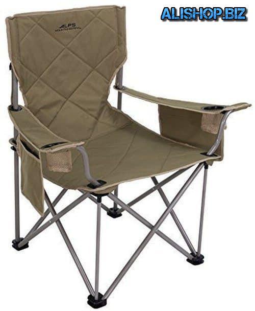 Суперпрочный складной стул ALPS Mountaineering King Kong