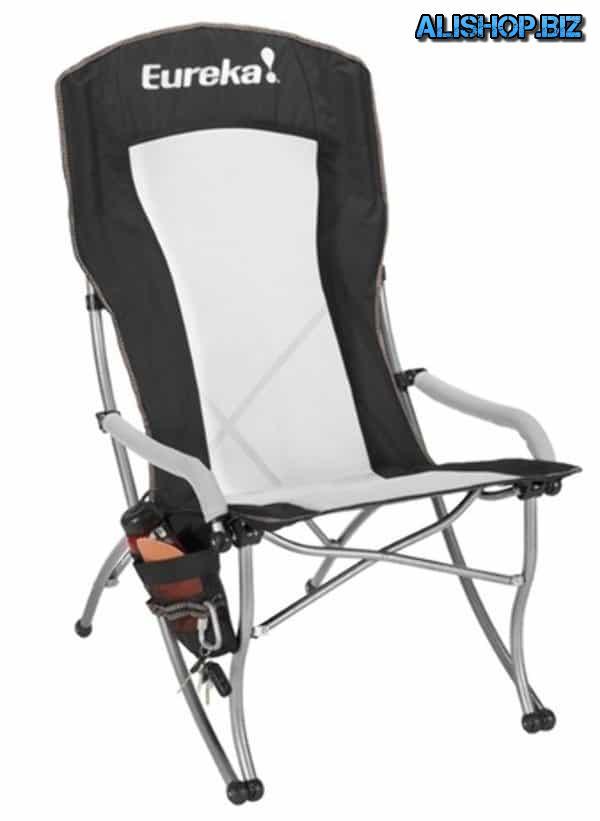 Прохладное кресло Eureka Curvy High-Back