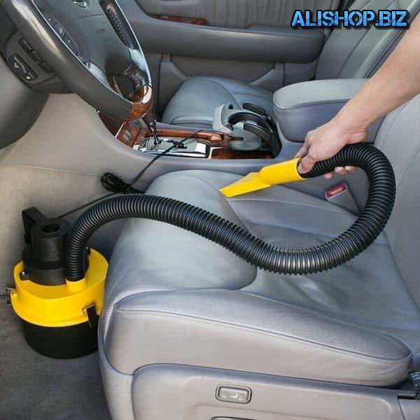 Автопылесос для влажной и сухой уборки