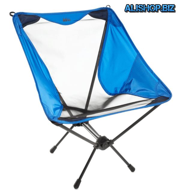 Лёгкий походный стул REI Flex Lite