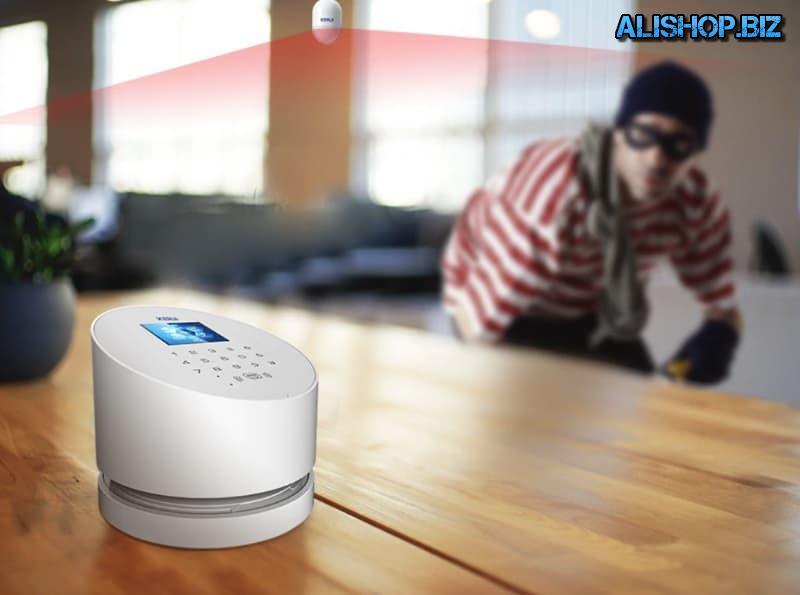 Охранная система с Wi-Fi
