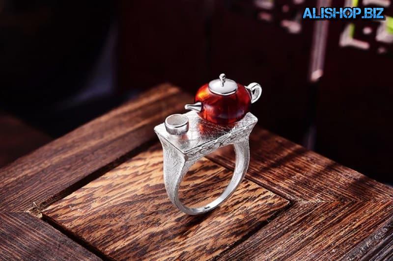 Кольцо «Чаепитие»