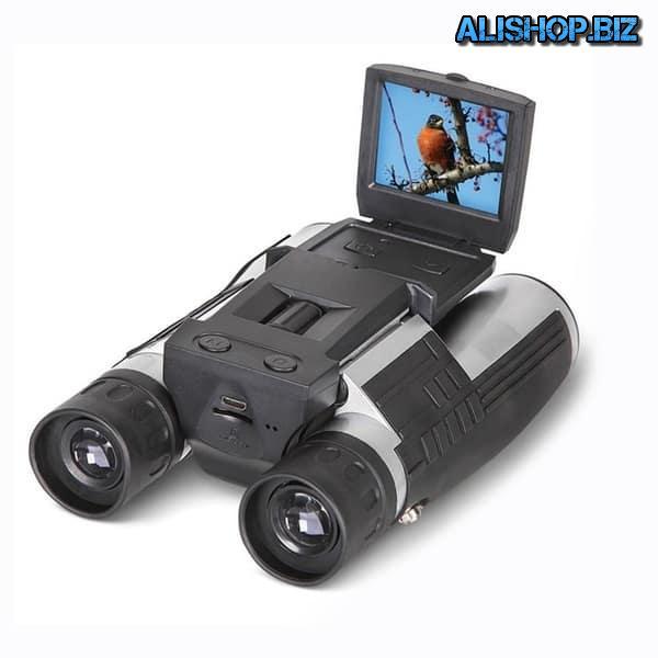 Бинокль со встроенной HD-камерой