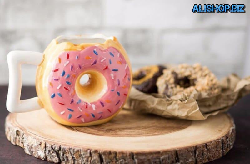 Кружка-пончик