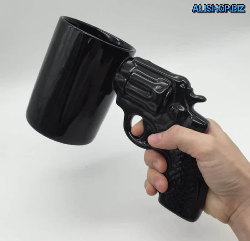 Кружка «Револьвер»