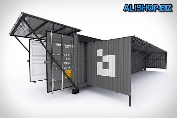 Суперферма для майнинга Биткоинов BlockBox AC