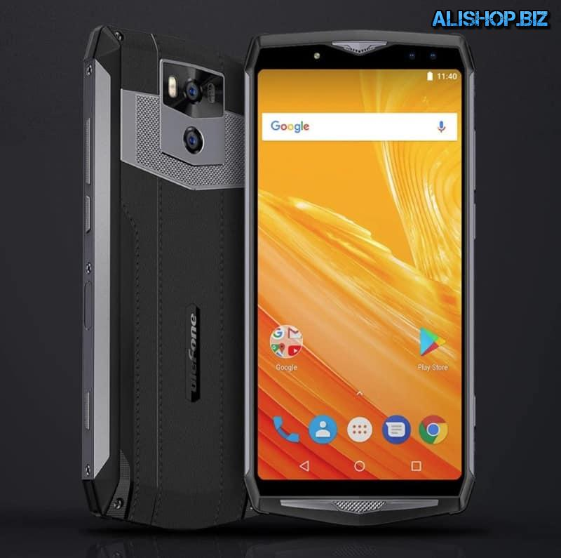 Survivor Ulefone Power 5