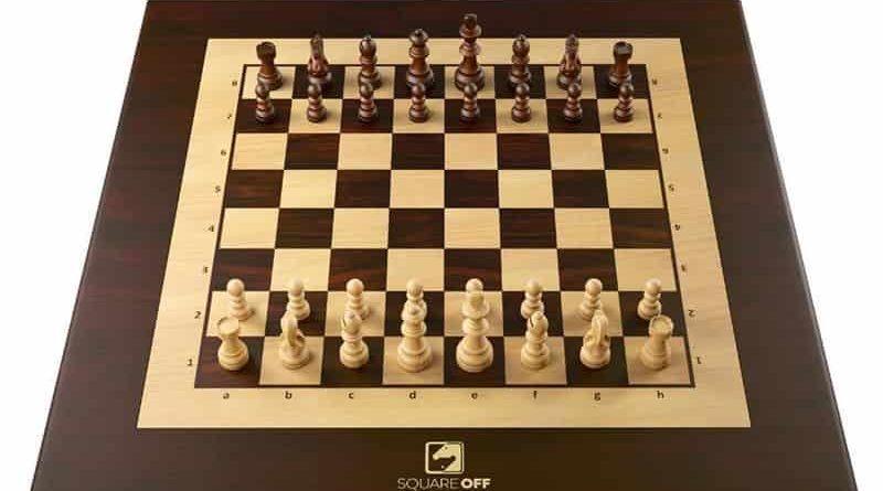 Интеллектуальная шахматная доска Square Off