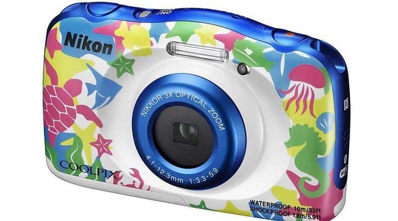 Цифромыльница для погружений Nikon Coolpix W100