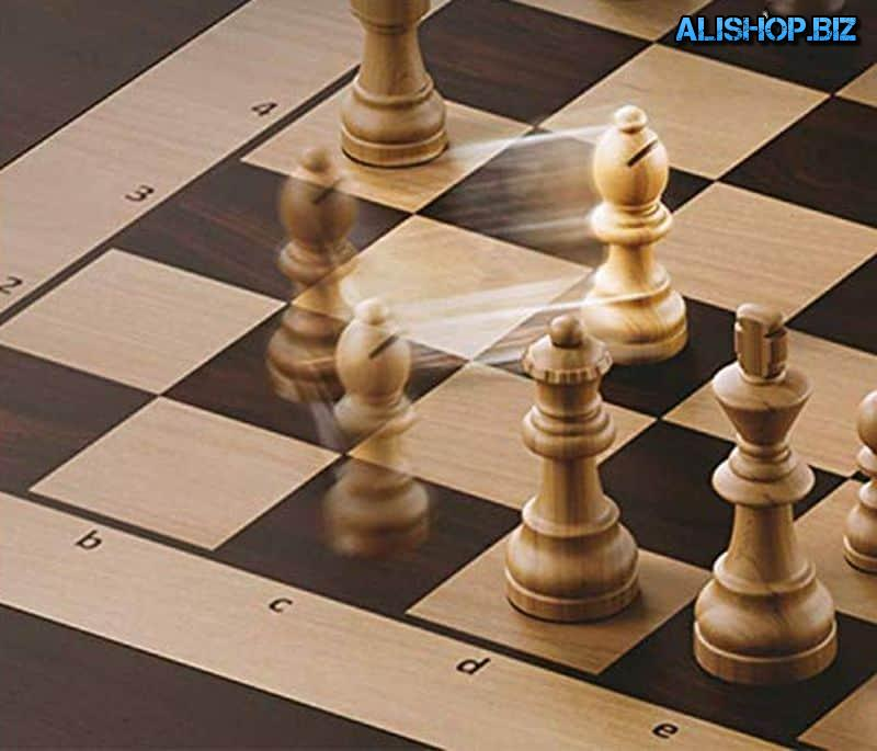 Intelligent chess Board Square Off