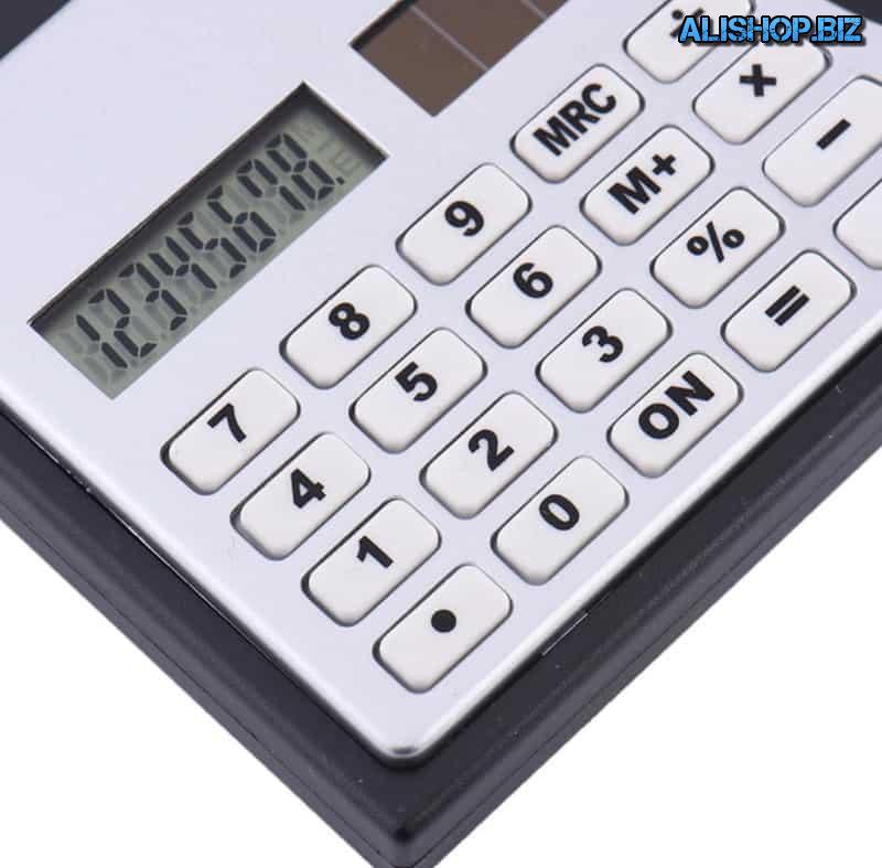 Калькулятор визитница