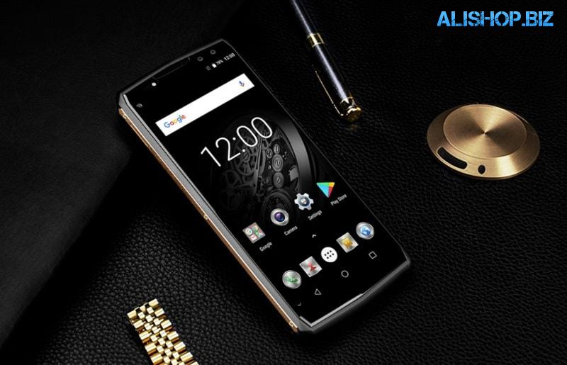 Camera with fast charging OUKITEL K10
