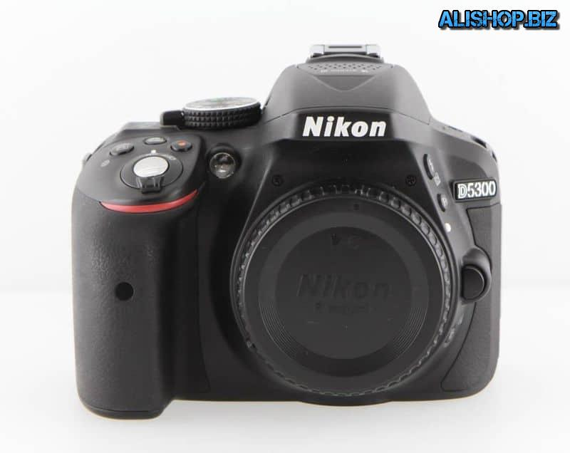 The entry-level SLR Nikon D5300