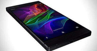 Смартфон для игр Razer Phone
