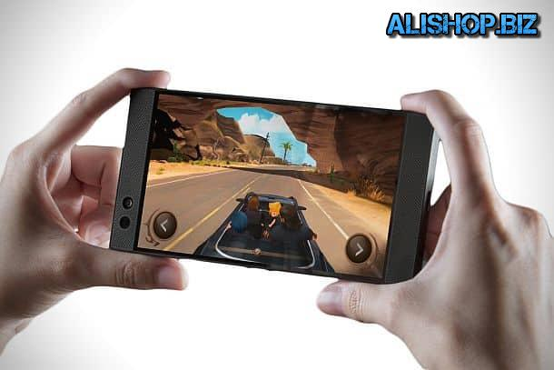 Smartphone for gaming the Razer Phone