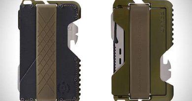 Тактический функциональный бумажник Dango T01