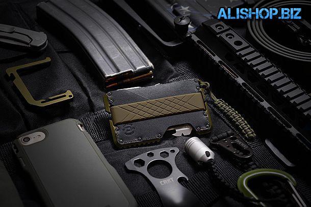 Tactical functional wallet Dango T01
