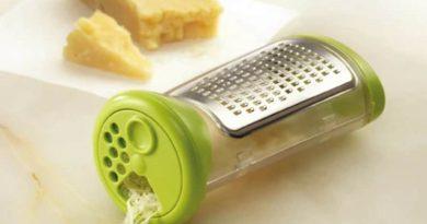 Тёрка для сыра в закрытом корпусе