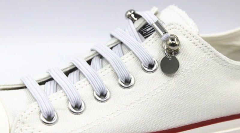 Необычные шнурки с замочками