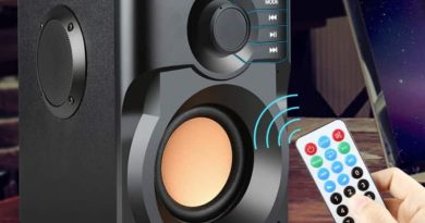 Большая Bluetooth-колонка TOPROAD A100