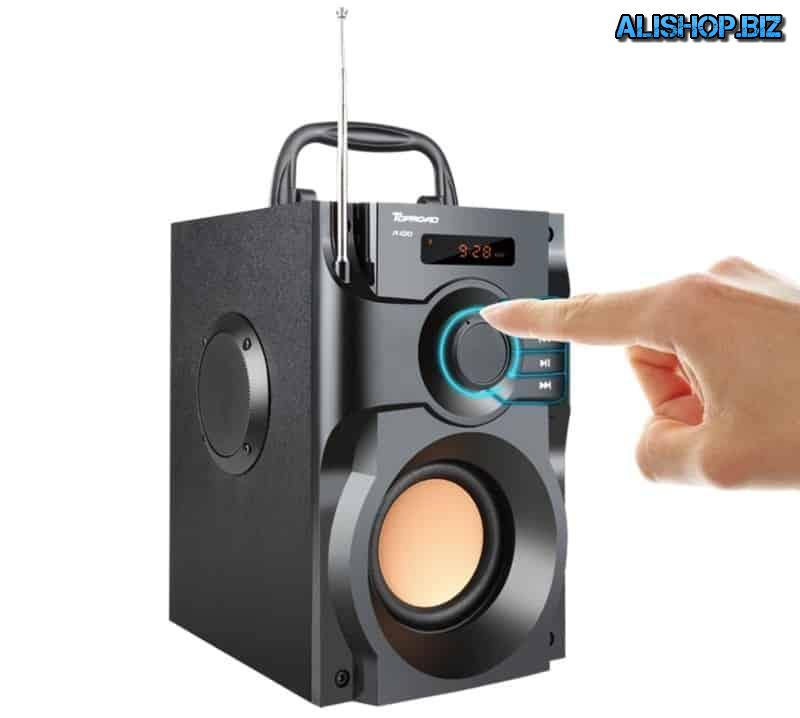 Big Bluetooth speaker TOPROAD A100