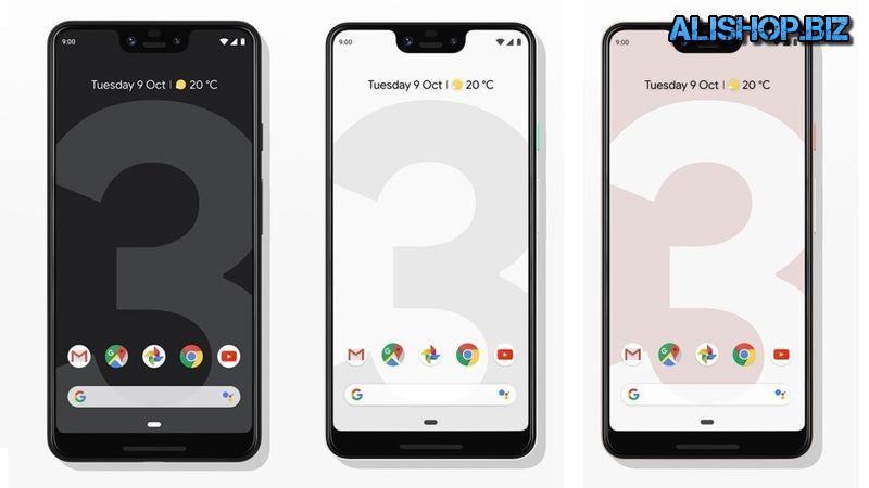 Образцово-показательный смартфон Google Pixel 3