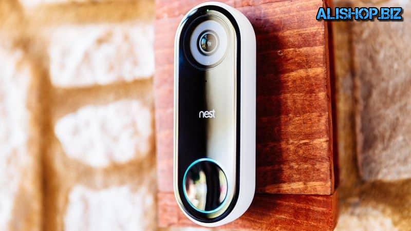 Nest smart doorbell Hello