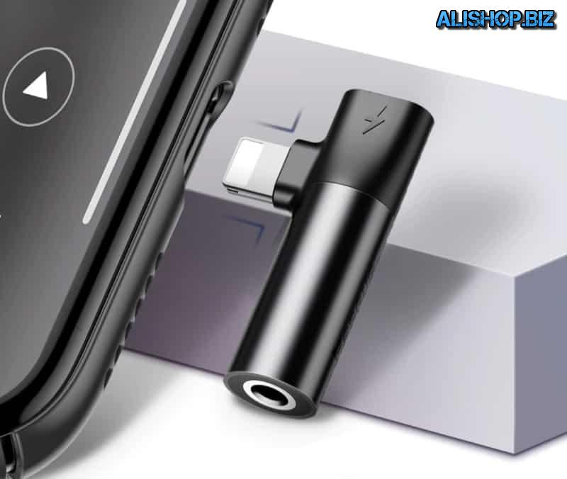 Адаптер для iPhone от Baseus